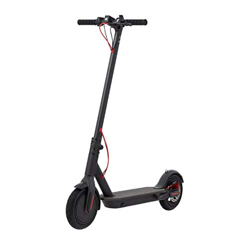 Ecogyro GScooter S9 - Patinete Eléctrico Negro 250W 7.8Ah 25Km/h 25Km