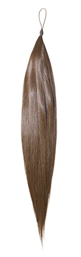 American Dream Hair Addition - Farbe HA30 dunkelblond - 24 inch / 61 cm Länge - Thermofibre Haarteil, 1er Pack (1 x 238 g)