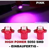 PINKE high Power SMD-LED Tacho Beleuchtung pink