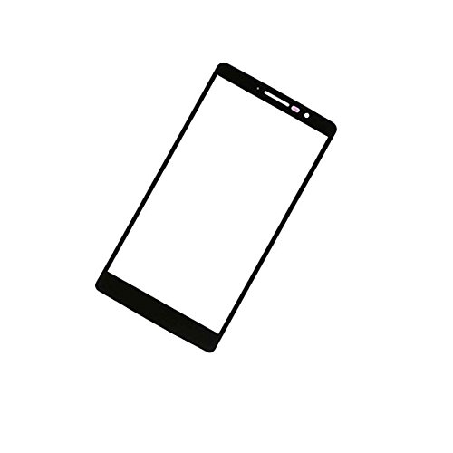 Ownstyle4you LG X Power Front Screen Outer Glass [Schwarz] Frontglas Glas Display-Glas Screen Ersatzdisplay Displayglass Frontglas -