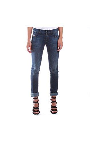 Diesel LIVIER 0674F 01 jeans blu jeans
