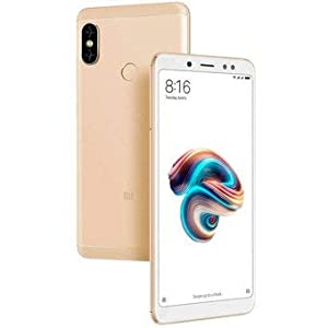 Xiaomi Redmi Note 5 Dual SIM 4GB/64GB Smartphone International Version - Gold
