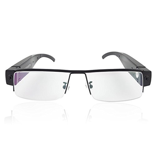 Mengshen 1920 × 1080P HD Digital-videogläser SPY versteckte Kamera Eyewear DVR DV Videogerät-Kamerarecorder-Brille MS-V13