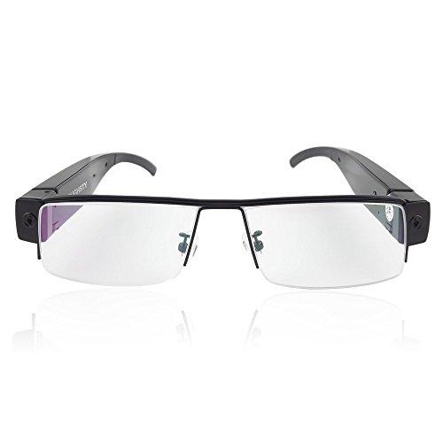 Mengshen 1920 × 1080P HD gafas de vídeo digital SPY ocultos Eyewear cámara DVR DV videocámara videocámara lente MS-V13
