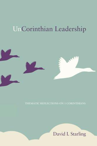 UnCorinthian Leadership Cover Image