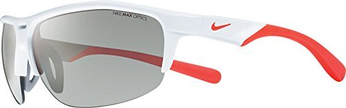 Nike Sonnenbrille Run X2 R weiß/rot Size is not in Selection DE