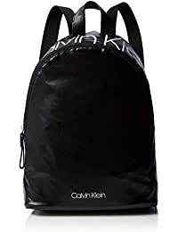 Calvin Klein Essentials Mujer Backpack Negro