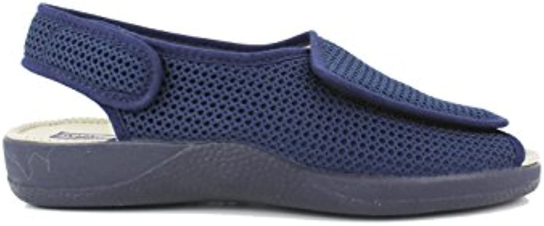 Devalverde - Sandalia Confort Velcro M  -