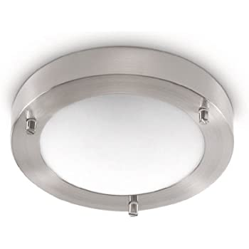 this item philips mybathroom treats bathroom ceiling light matt chrome includes 1 x 28 watts g9 bulb