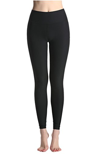 lotus-instyle-frauen-capri-leggings-sport-hose-aktive-hose-mit-netz-black-m