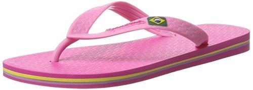 Ipanema Unisex-Kinder Classica Brasil II Kids Zehentrenner, Pink (Pink), 35/36 EU