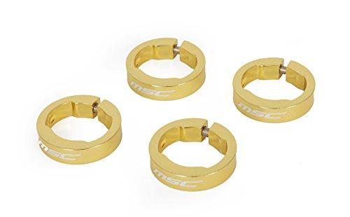 MSC Bikes Lock-On Ringe für Griffe -