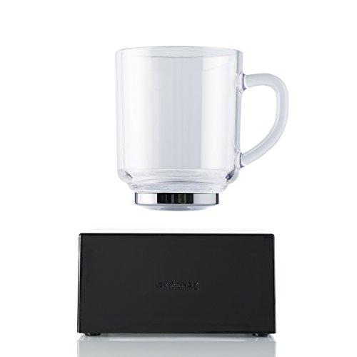 Levitating X Tasse Für Unterhaltsame Und Präsentation - Kaffee Schwarz Basis Drahtlos