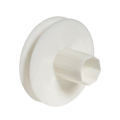 Wolfpack 5250145 - Disco persiana plastico compacto para rodamieto 120x40 mm. cinta 18 mm