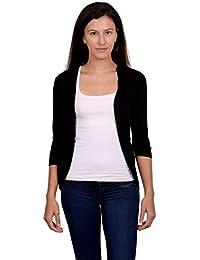 CETC BJ Viscose Women's Shrug - 7 Colours 5 Sizes
