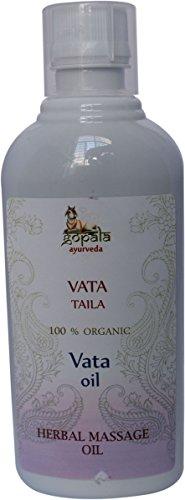 Olio di Vata, massaggiare la pelle a base di erbe ayurvediche tradizionali per Certificate LACON GmbH in Europa, Supplemento al 100{ca50ecb8062a9c75c9452e3c4fe81b405bc2725366ad5aec3be36875259f0670} naturali ecologici, Olio 500 ml