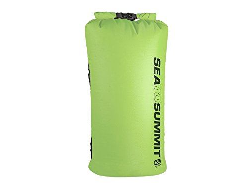 Sea to Summit Grande rivière Sec Sac, 65 l, Green