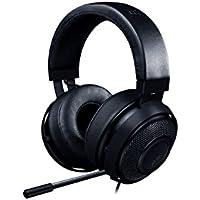 RAZER Kraken Pro V2 - Over-Ear   Casque  Prise jack Gaming Headset Analogique, Over-Ear Casque Gamer pour PC et PS4, Noir