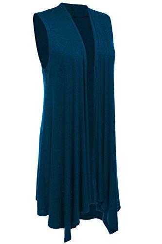 Cindere - Gilet - Femme Bleu