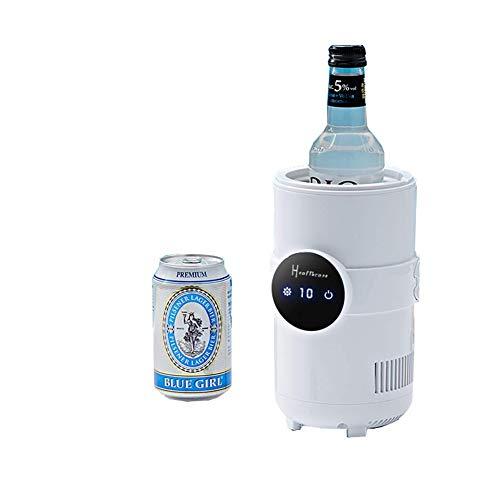 FUTNTCTL Schnelle Abkühlung Tasse Maschine Student Tragbarer Kühler Sofortige Abkühlung Tasse Getränk Abkühlung Tasse Bier Rot Beregnung EIS Wasser Tasse Kalt Warme Tasse