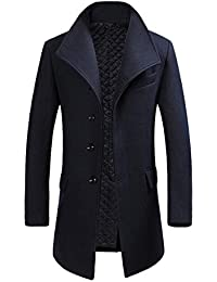 Amazon.fr   laine - Manteaux et blousons   Homme   Vêtements 8fab3272fd6e