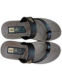 Mahalaxmi Footwear VKC Pride Men's Tan Flip Flops & House Slippers (2651)