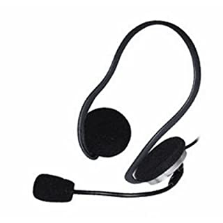 A4-Tech Sound Headset 3.5mm Stereo HS 5P