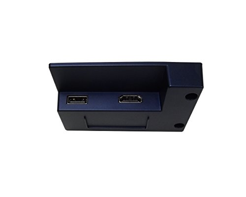 Rear docking place ports for GeChic On Lap 1503 monitor