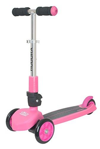 HUDORA Flitzkids Kinder-Scooter pink - Kinderroller - 11053