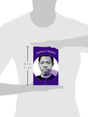 Apostle J. A. Babalola