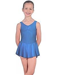 "Roch Valley Circular Skirt In Sky Blue ISKIRT 20/"" Small Child"