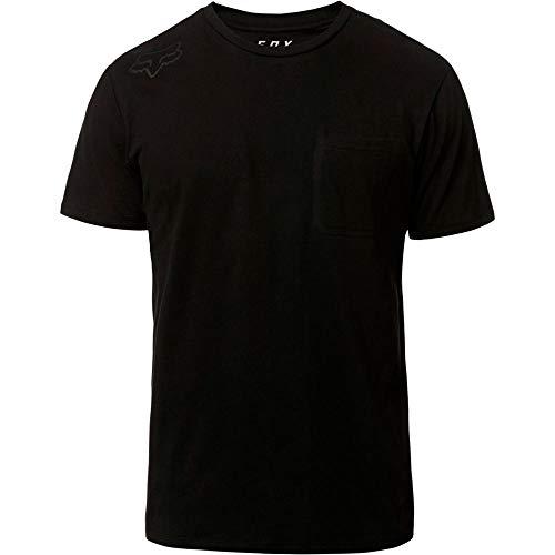 Fox Airline (Fox T-Shirt Redplate 360 Airline Black/Black M)