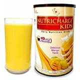 Nutricharge Kids Daily Nutritional Drink (mango) 300g (Pack Of 1)