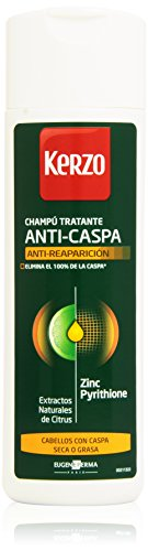 KERZO - KERZO SHAMPOO anticaspa 250 ml-unisex