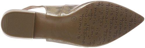 Tamerici Donna Rosa Metallizzato 29402 Sandali Cinghia rosa Posteriori SzwdxBHxq