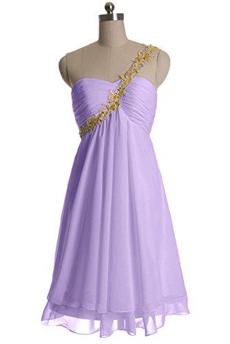 TOSKANA BRAUT - Robe - Cocktail - Femme Violet - Lilas