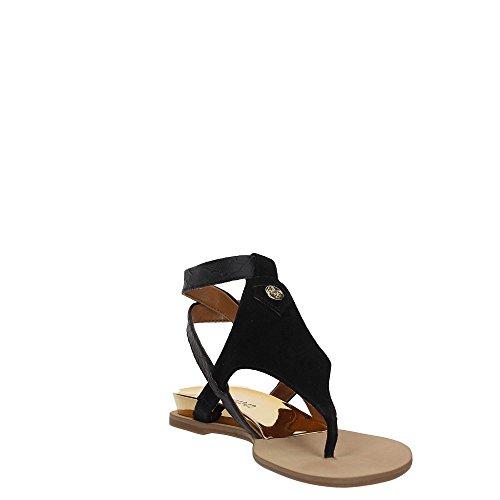 Guess FLLC12SUE21 Sandalo Donna Black