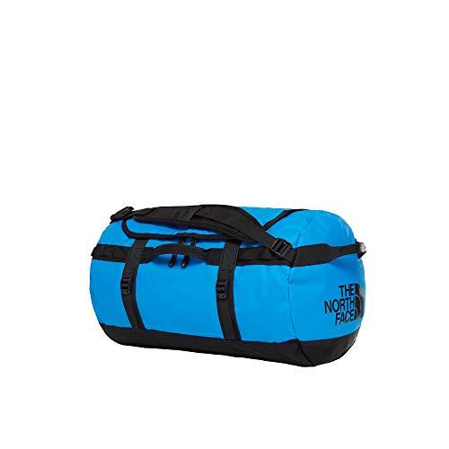The North Face Base Camp Duffel/Reisetasche - S Bomber Blue/TNF Black (Duffle Sport Große Bag)
