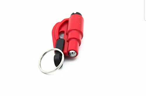 Kit llaves seguridad automóvil. Ventana Martillo