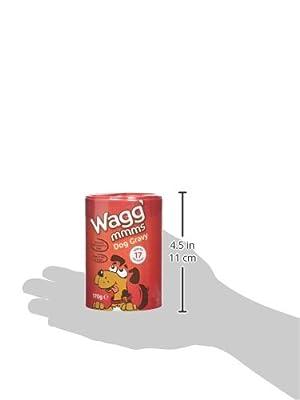 Wagg Dog Gravy 170 g (Pack of 6)