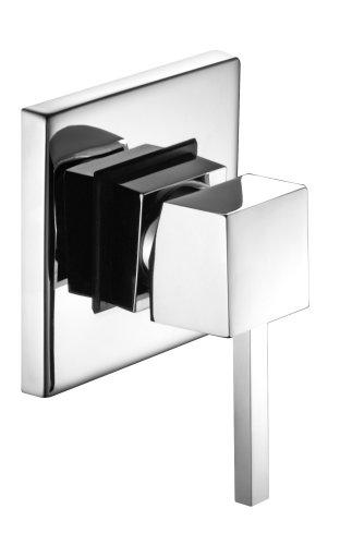 Preisvergleich Produktbild Design Armatur für Unterputz quadratisch Chrom von Fromac