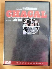 Chacal [DVD]