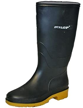 Dunlop W028 - Botas de agua para niños