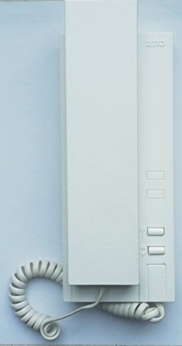 Ritto 1663073 Elegant Wohntelefon weiss