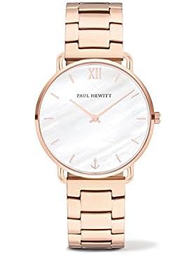 Paul Hewitt Damen-Armbanduhr PH-M-R-P-4S