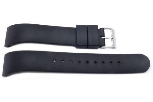 Esercito svizzero marca 20mm-sintetica strap-BLACK