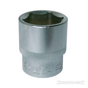 Preisvergleich Produktbild Clarik Silverline 677277 22 mm Innensechskant Standard 1.27 cm Vierkantantrieb metrisch X 1