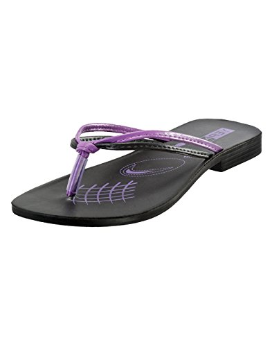 Yepme Women's Black Synthetic Sandal YPWFOOT7774_4  available at amazon for Rs.299