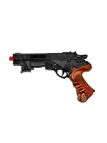 Edison Giocattoli - Joe Devils f.k.a. Bob Lawson - Blaster-Pistole mit hoher Reichweite