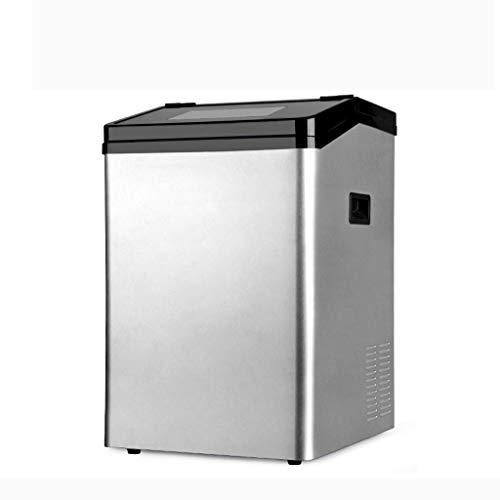 Tragbare Eismaschine für die Arbeitsplatte, 24-Stunden-Eisbereitstellung mit LED-Anzeige, perfekt für Partys, Mixgetränke, mit Eisportionierer und Schlauchanschlüssen - Magie Arbeitsplatte